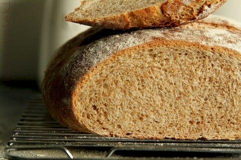 Moje Wypieki | Babciny chleb pszenny na maślance