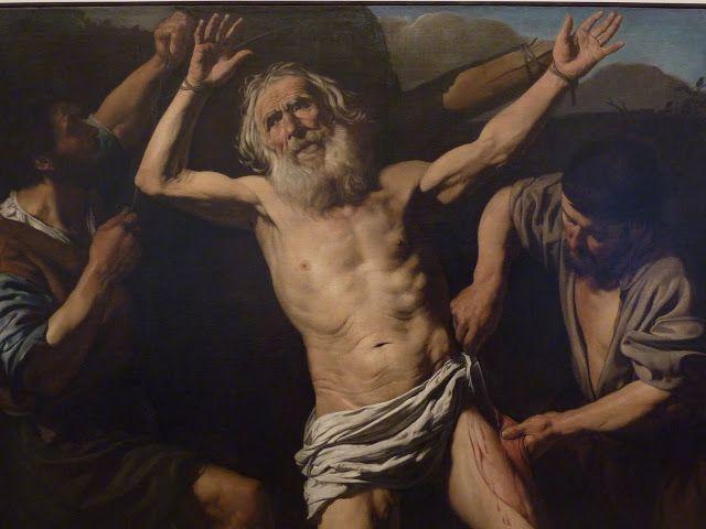 Το μαρτύριο του Αγίου Βαρθολομαίου 1634