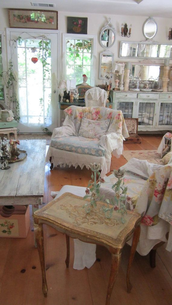 1060 best Shabby Chic images on Pinterest My house, Bedrooms and - küche shabby chic