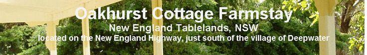 Oakhurst Cottage FarmStay
