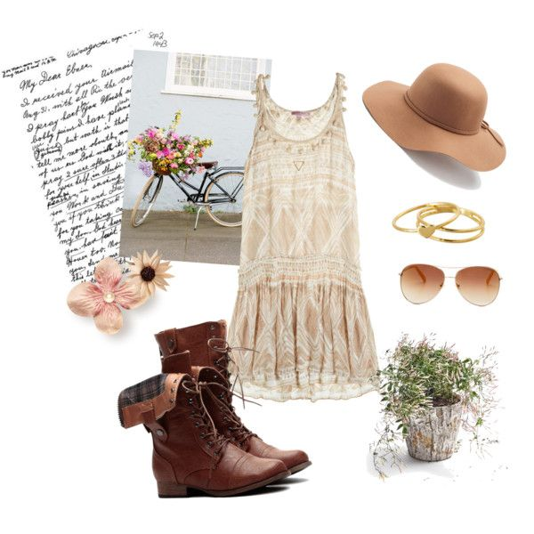Israel by aguilar-aguero-melissa on Polyvore featuring Calypso St. Barth, Gorjana, Wanderlust + Co, Mudd and Tommy Hilfiger