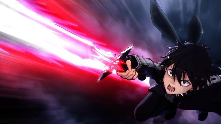 Sword Art Online Lost Song Game Screenshot 1