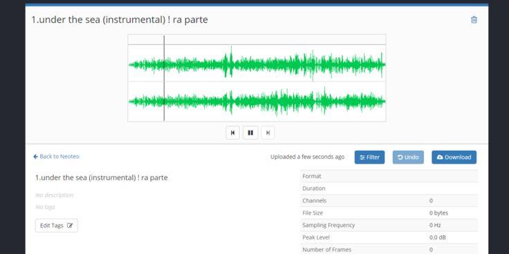 Sawtooth: Editor de audio en línea con sintetizador y filtros - https://www.vexsoluciones.com/noticias/sawtooth-editor-de-audio-en-linea-con-sintetizador-y-filtros/