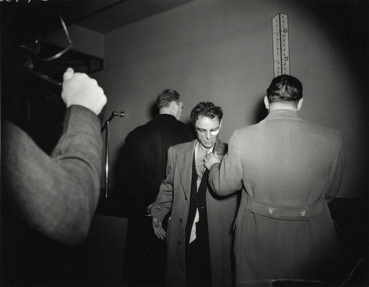 Weegee. Murder is my business PICS #016
