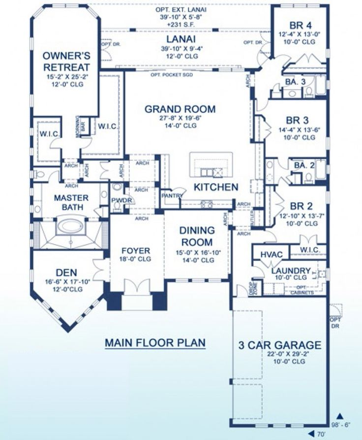 1000 images about floor plans on pinterest capri home for Capri floor plan