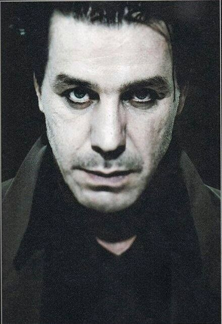 TIll Lindemann ♡ Love this photo!