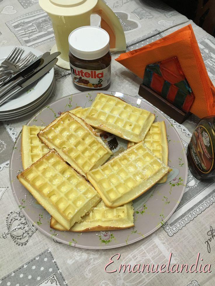 waffle, waffel