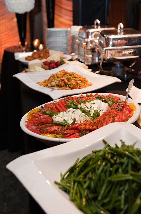 Wedding Food Ideas Reception Buffet