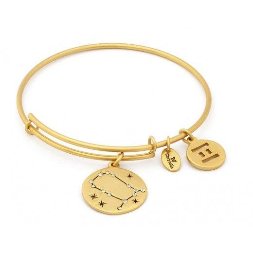 guld armbånd - stjernetegn tvillingerne
