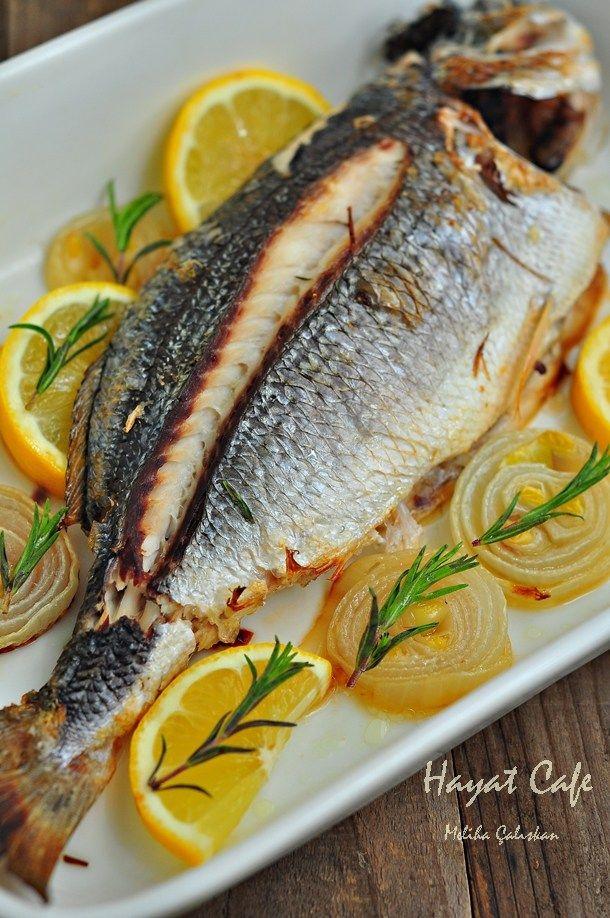 If you visit Turkey you have to try the fırında balık.