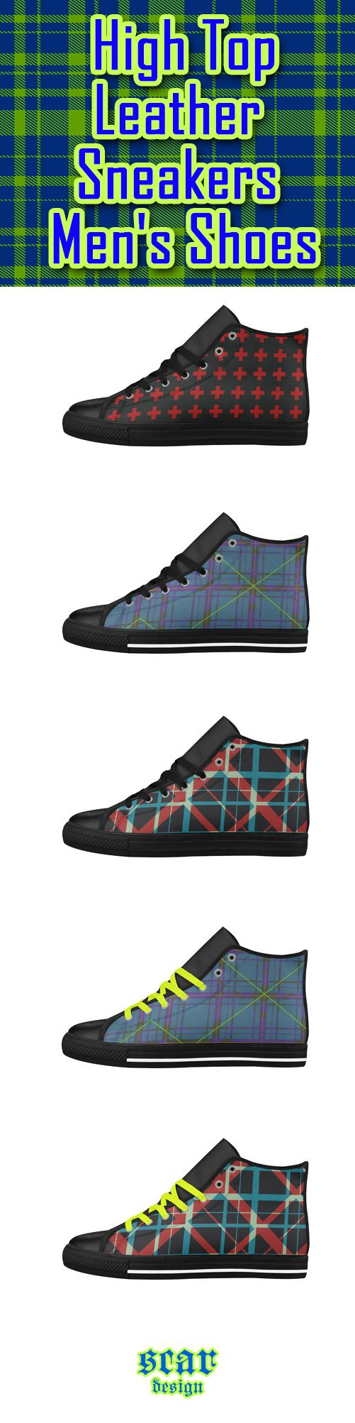 Men's Neon 80's Style High Top Leather Sneakers  Shoes  by Scar Design. Get discount gifts with the lucky draw. Unique Xmas Gifts for Him. #artsadd #scardesign #mensshoes #shows #80s #1980 #style #Neon #Hipster #Trendy #trend #jightopleathershoes  #bags #mensbag #menswallet #discount #giftsforhim #mengifts #Xmasgiftsforhim #fashion #christmasgifts #80sstyle #retro #NeonStyle #men #mensfashion #sneakers #leathershoes #menssneakers #hipstersneakers #hipsterhightops #hightops…