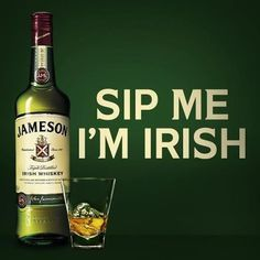 Best St. Patrick's Day Ad, Ever: Jamesons Irish Whiskey