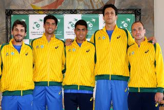 Blog Esportivo do Suíço: Japão escolhe piso rápido para enfrentar o Brasil na Copa Davis