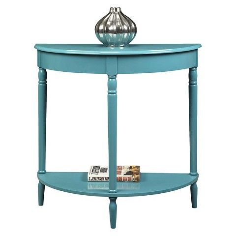 Convenience Concepts French Country Entryway Table - Blue
