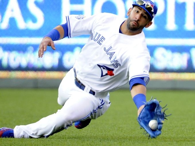 Jose Bautista, Blue Jays
