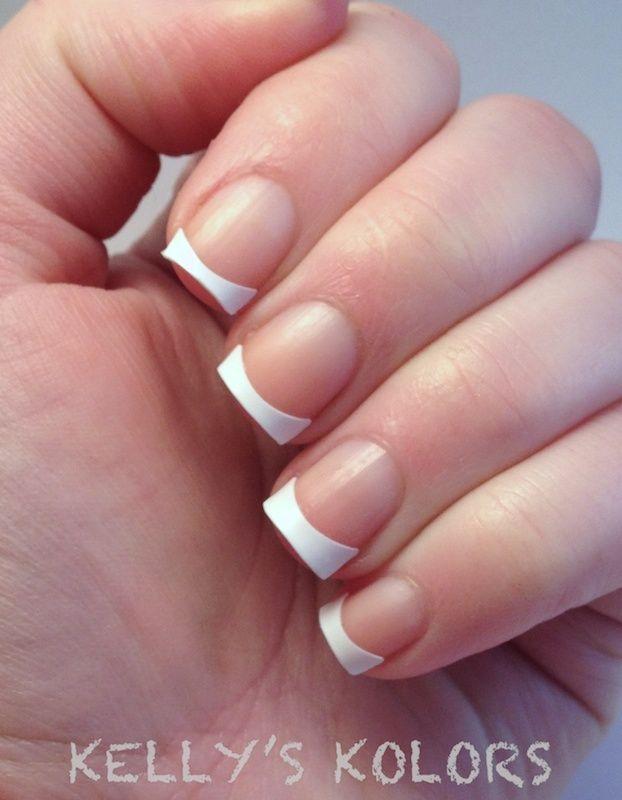Powder Acrylic Nails Tumblr