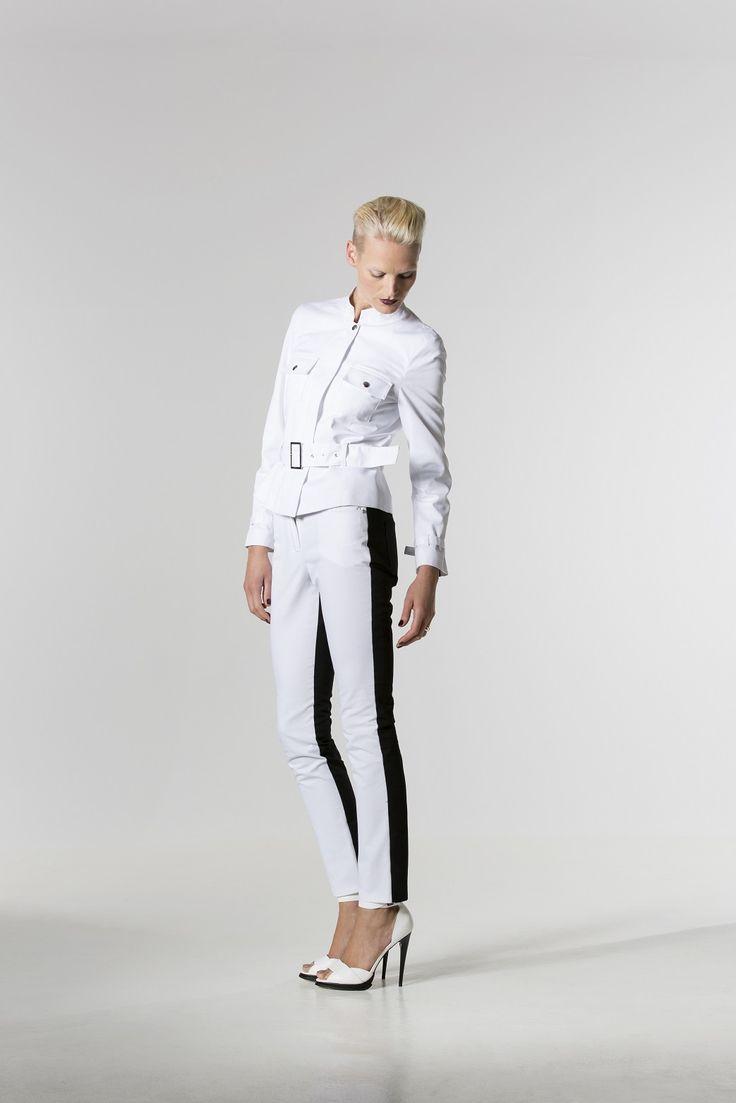 The @demarcojane Denim Jacket, @wendyh_art Jeans http://spencerclothing.com