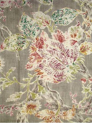 Millie Mushroom P Kaufmann Fabric