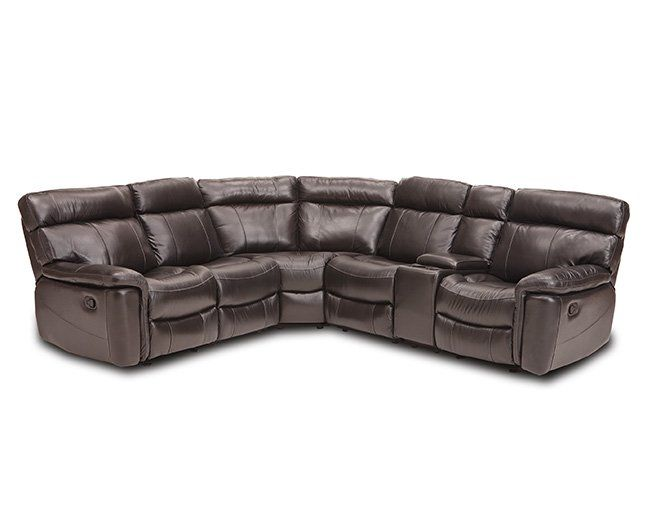 Gamma 6 Pc Sectional 2 699 Black Furniture Living Room Rowe Furniture Quality Living Room Furniture