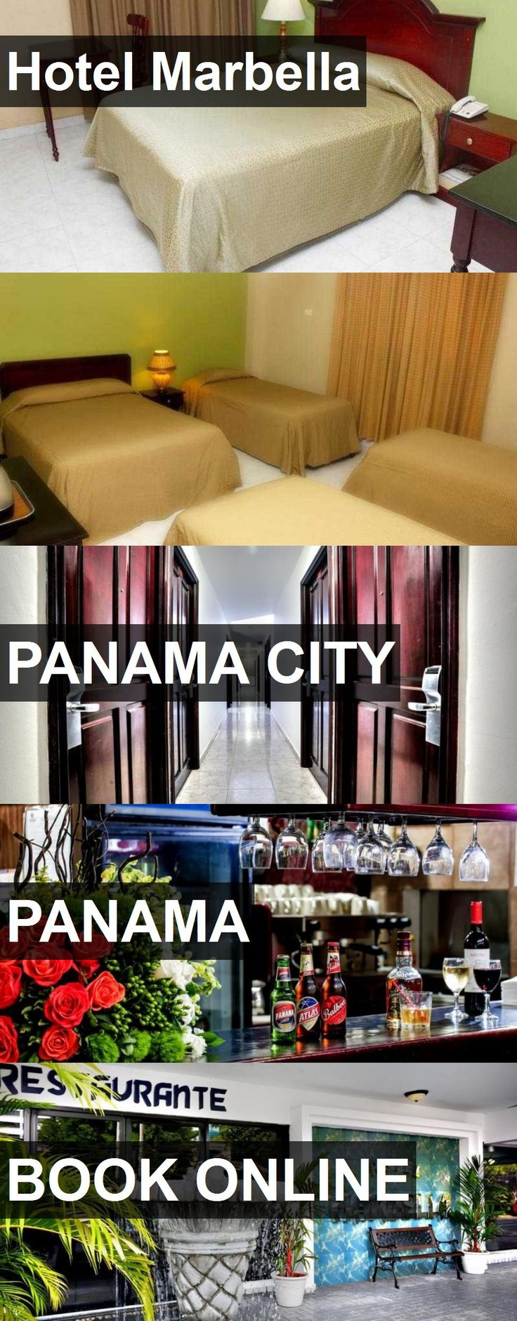Hotel Hotel Marbella in Panama City, Panama. For more information, photos, reviews and best prices please follow the link. #Panama #PanamaCity #HotelMarbella #hotel #travel #vacation