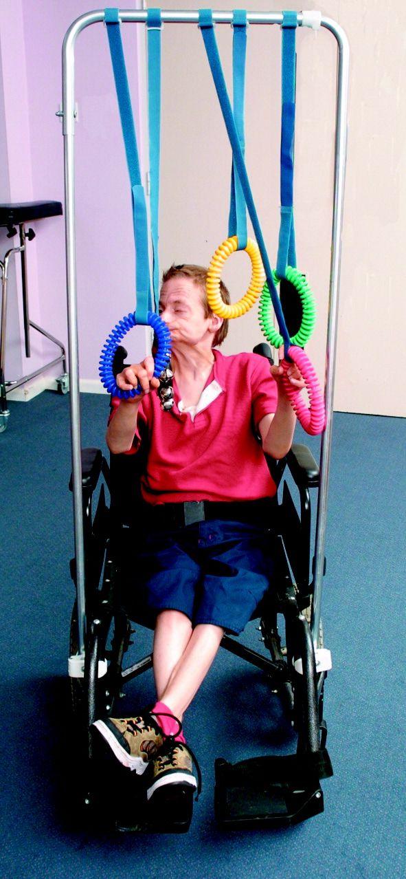 Activity Arches - Wheelchair