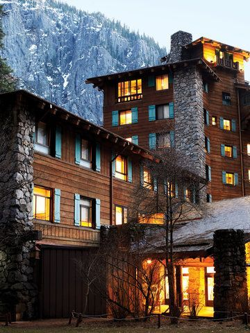 Find the Yosemite lodging right for you. From grand hotel to simple motel, our list of Yosemite accommodations fits every style.