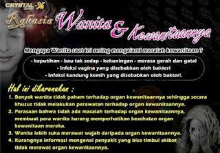 Jual Crystal X For Women Harga Murah