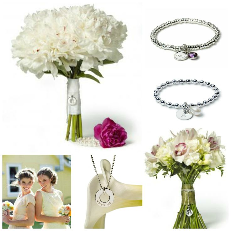 The perfect personal touch for your wedding or for the bridesmaids that mean so much to you.