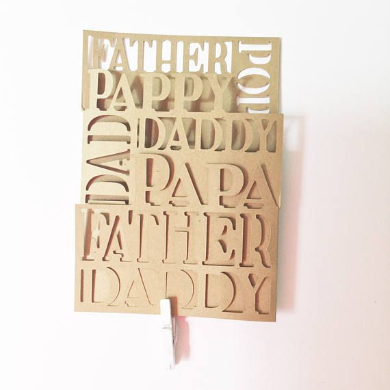 Father's day card Card for Dad Funny Father's day