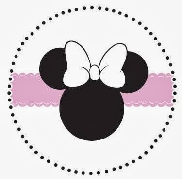 Minnie Mouse: Sweet Free Printable Party Kit.