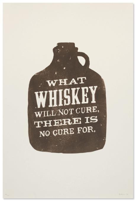 Whiskey fixes everything
