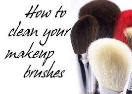 Did you know that your make-up brushes may be causing you to breakout? Simply wash them with gentle Neem Soap once a week to naturally kill bacteria on the brush and then air dry! #natural #antibacterial #neem #acne