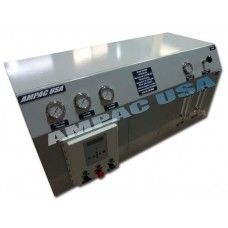 The SW4500 Seawater Desalination Watermaker is a NATO Approved Watermaker as a standard for NATO Ships and has a unique (NSN) NATO Stock Number for Military Applications.   NATO Stock Number: 4620-01-623-4778