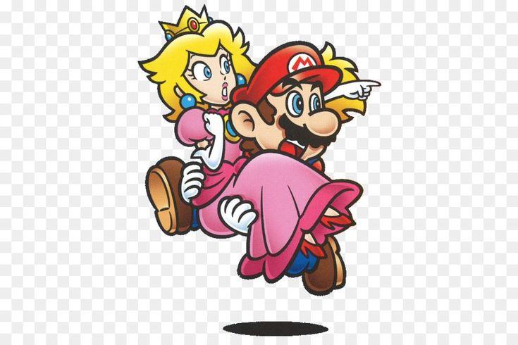 Mario Fickt Peach