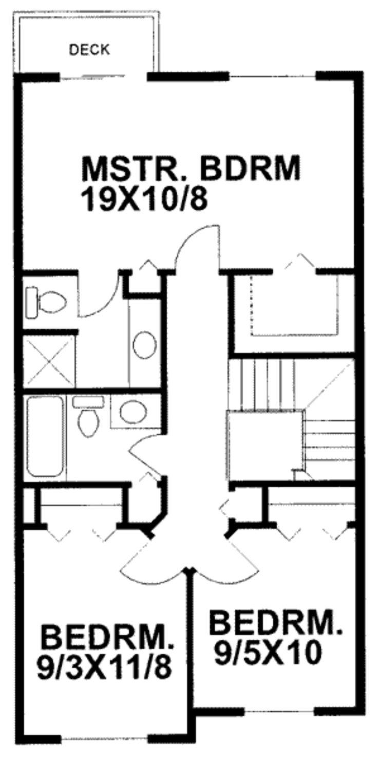 78 best floor plan images on pinterest floor plans house floor upper floor plan