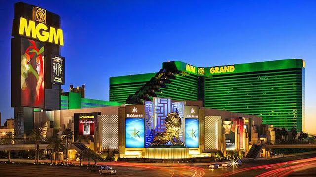 泊ってみたいホテル・HOTEL|アメリカ>ラスベガス>ラスベガス・ストリップ沿いに位置するエレガントなリゾート>MGM グランド(MGM Grand)