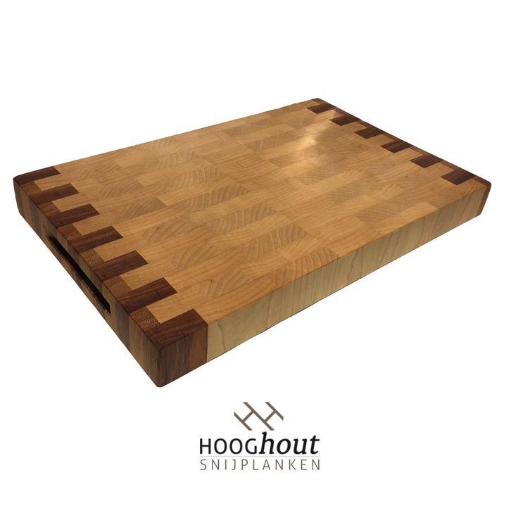 Hooghout Snijplanken Snijplank Kopshout 38x25x4 cm