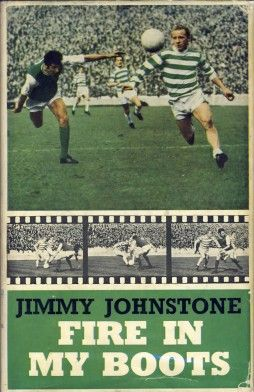 Jimmy Johnstone Football | jimmy johnstone autobiography of the celtic and scotland footballer ...