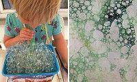 Výtvarné a hravé aktivity pro podporu správného dýchání u dětí - Tvoření pro děti a s dětmi - kreativcův průvodce (po galaxii :-).