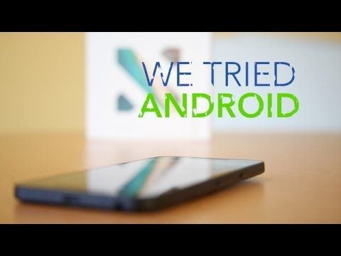 What Happens When 2 iOS Users Switch To Android For A Week? - Newsy