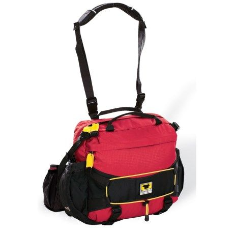 Mountainsmith Day TLS Lumbar Pack - Recycled Materials)