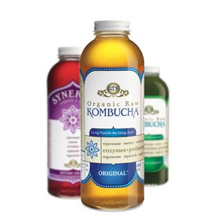 What is Kombucha? I love this fermented tea and it's also very healthy for you.