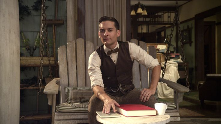 Nick Carraway Nick Is Gatsby 39 S Only Real Friend In This