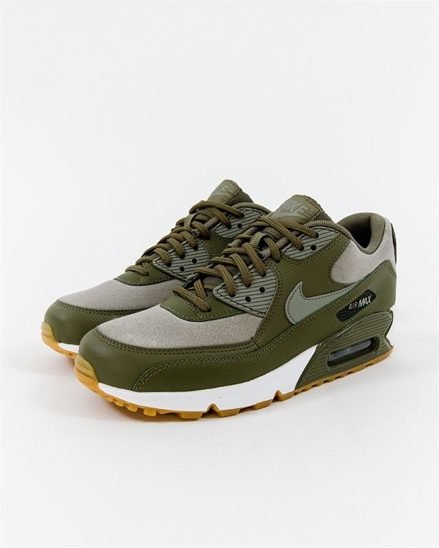 pretty nice aa8d9 97099 Nike Air Max 90 - 325213-205 - Medium Olive Dark Stucco-Sequoia