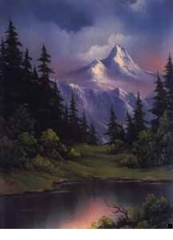 What Are Bob Ross Paintings Worth : paintings, worth, About, Paint, Online., Check, Webpage, More_, Pages!, Paintings,