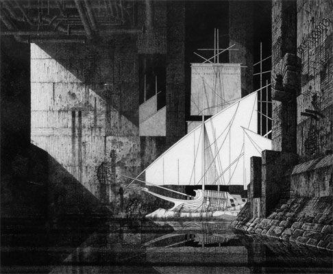Gérard Trignac, Les oubliés  Galleria del Leone