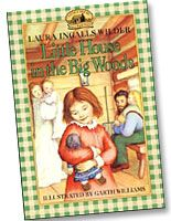 Living Like Little House in the Big Woods ~ Why family night is just as important today as it was in the Little House Books!
