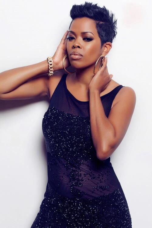 Malinda williams can do no wrong in our book and looks great with pretty much any hairstyle but just like Halle Berry, Nia Long, and Kelly Rowland we love her even more with the short hair. Description from pinterest.com. I searched for this on bing.com/images