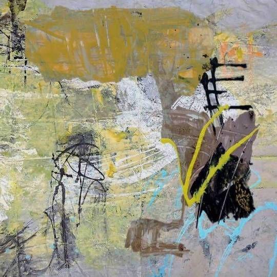 Arturo Pacheco Lugo abstract art