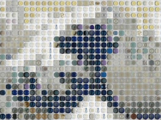 Button Art by Australian digital artist WBK.